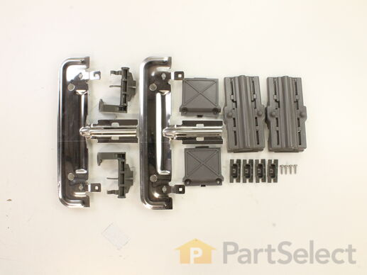 Rack Adjuster Kit - Left and Right Side – Part Number: W10712394