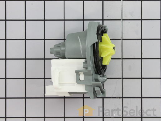 Drain Pump - 120V 60Hz – Part Number: WPW10348269