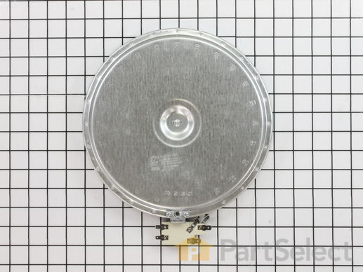 Radiant Surface Element – Part Number: 316135401