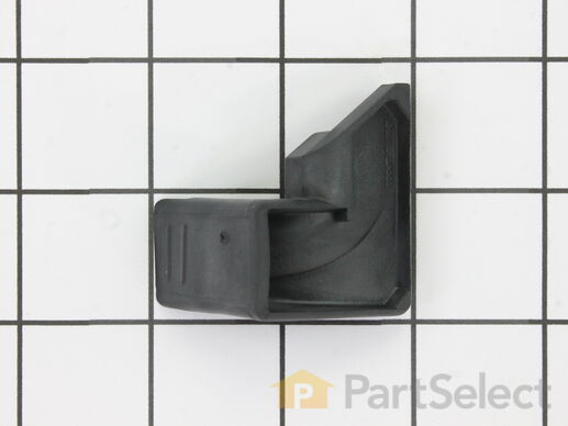 Corner Tub Baffle - Lower Right – Part Number: WD8X227