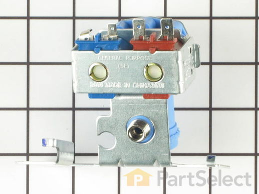 Primary Water Inlet Valve – Part Number: WR57X10023