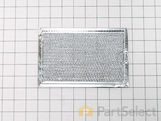 Microwave Grease Filter – Part Number: 5230W1A012B